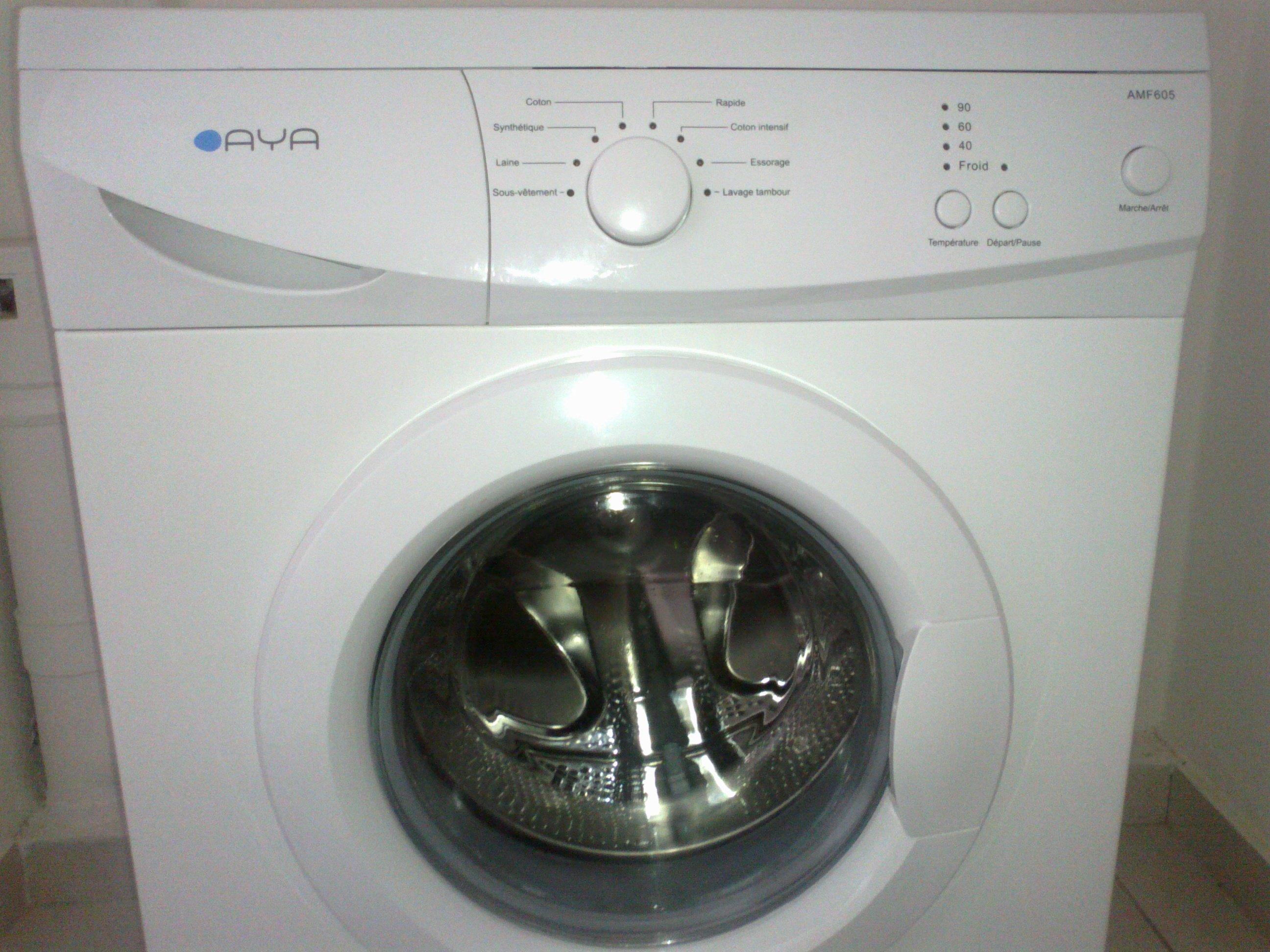 machine laver 5 litres 200 euros vendreakourou. Black Bedroom Furniture Sets. Home Design Ideas